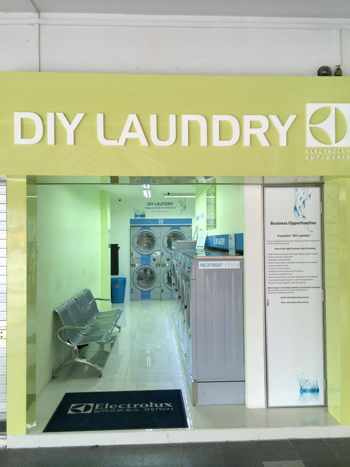 DIY Laundry Outlet