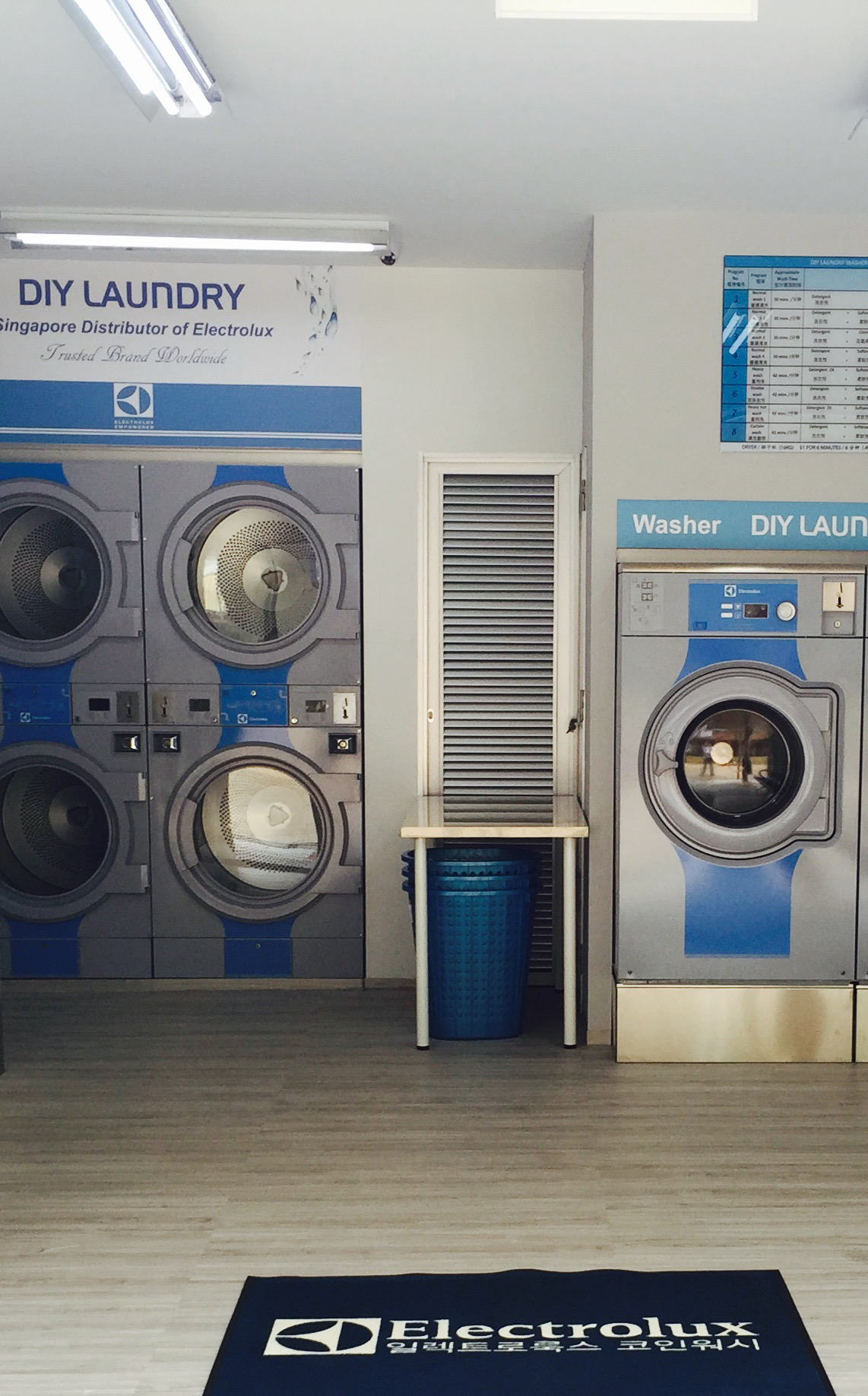 Coin Laundry Business Franchise