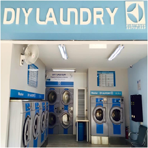 DIY Laundry Outlet In Old Airport Road